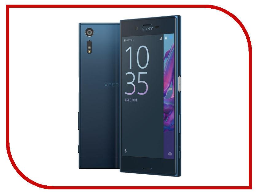 Сотовый телефон Sony F8331 Xperia XZ Forest Blue<br>