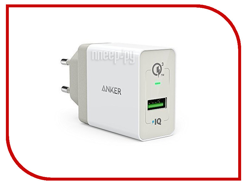 �������� ���������� Anker Powerport+1 A2013321 White 20651