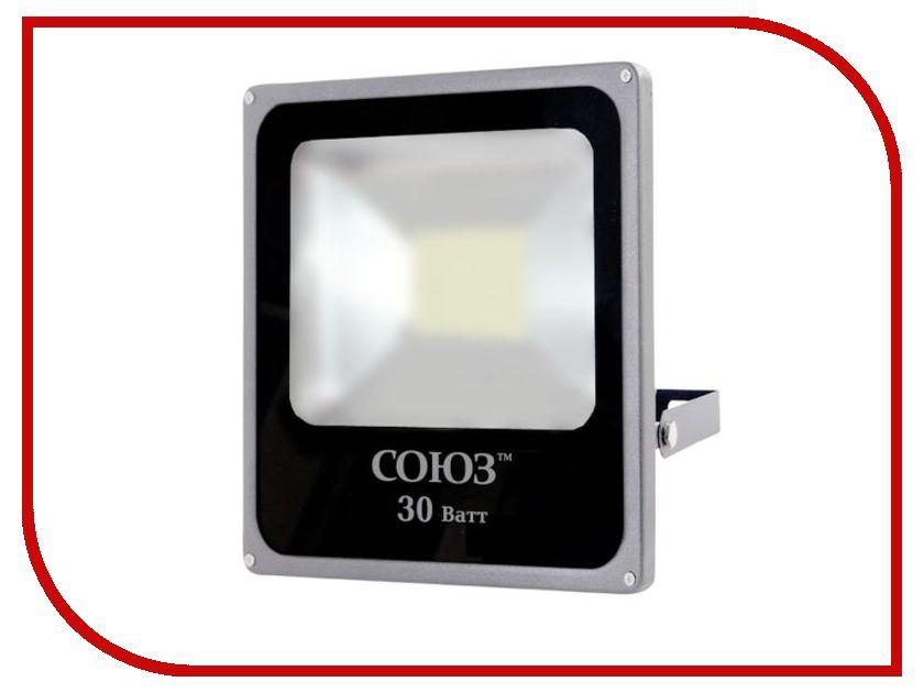 Лампа СОЮЗ SFLSLED-SMD-30-865-GR-IP65 133<br>