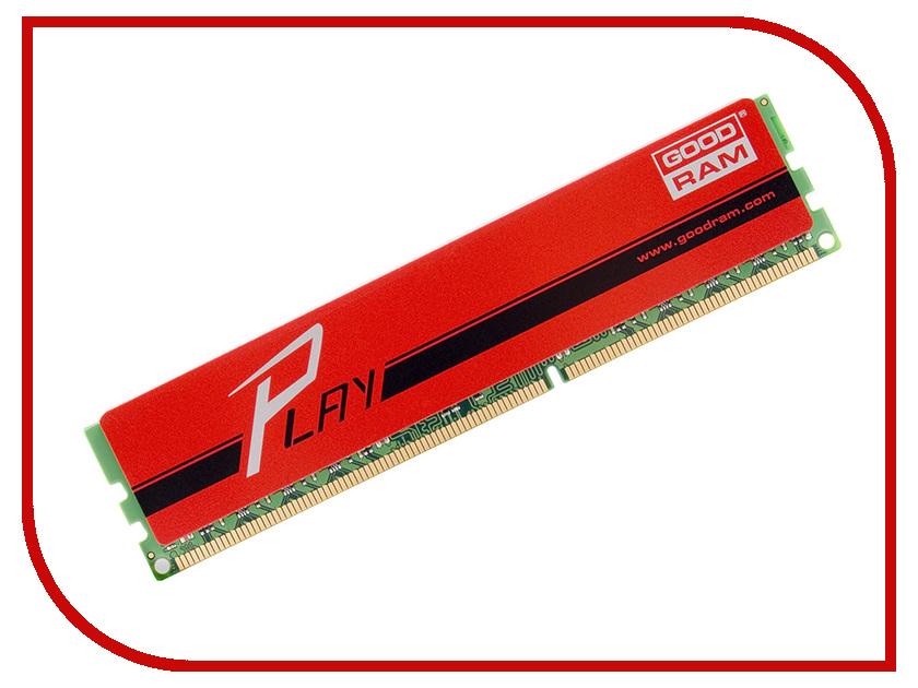 Модуль памяти GoodRAM DDR4 DIMM 2400MHz PC4-19200 CL15 - 8Gb GYR2400D464L15/8G