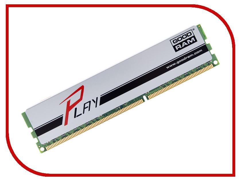 Модуль памяти GoodRAM DDR3 DIMM 1866MHz PC3-15000 CL9 - 4Gb GYS1866D364L9AS/4G<br>