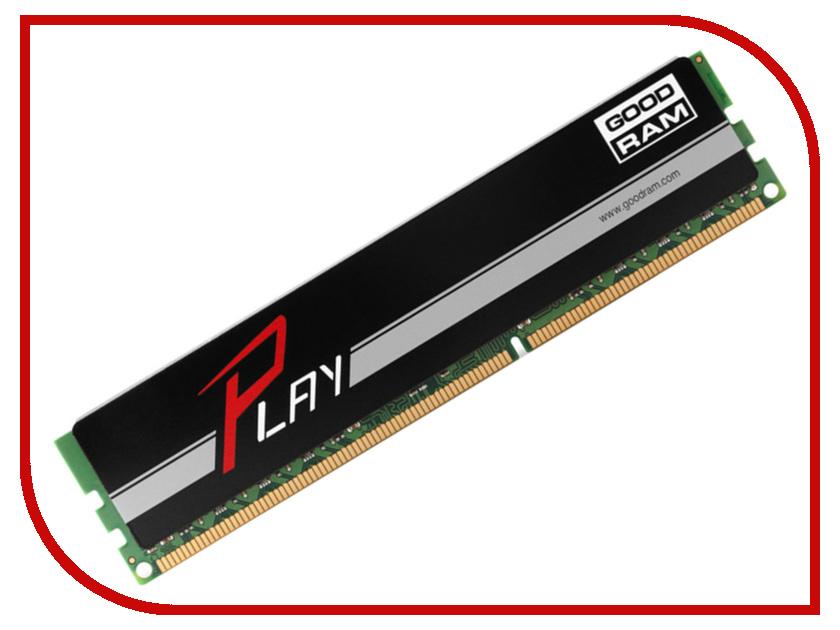 Модуль памяти GoodRAM DDR3 DIMM 1866MHz PC3-15000 CL10 - 8Gb GY1866D364L10/8G