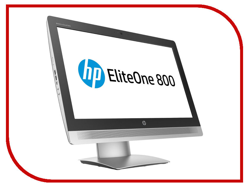 Моноблок HP EliteOne 800 G2 All-in-One V6K46EA (Intel Pentium G4400 3.3 GHz/4096Mb/500Gb/Intel HD 510/DVD-RW/Ethernet/Wi-Fi/23/1920x1080)