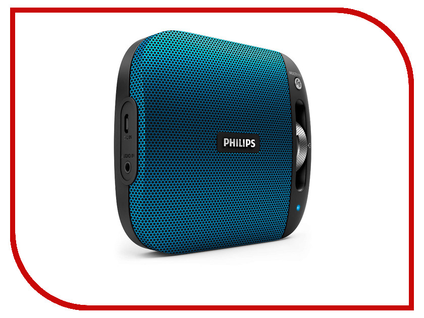 Колонка Philips BT2600A/00 Blue<br>