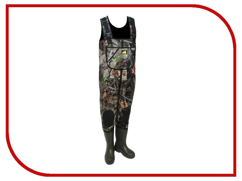 Влагозащитная одежда Псков Полимер Полукомбинезон размер 42/43<br>