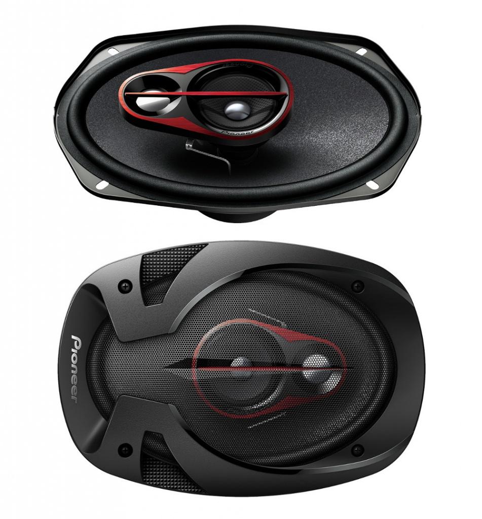 Автоакустика Pioneer TS-R6951S автомобильная акустика pioneer ts r6951s