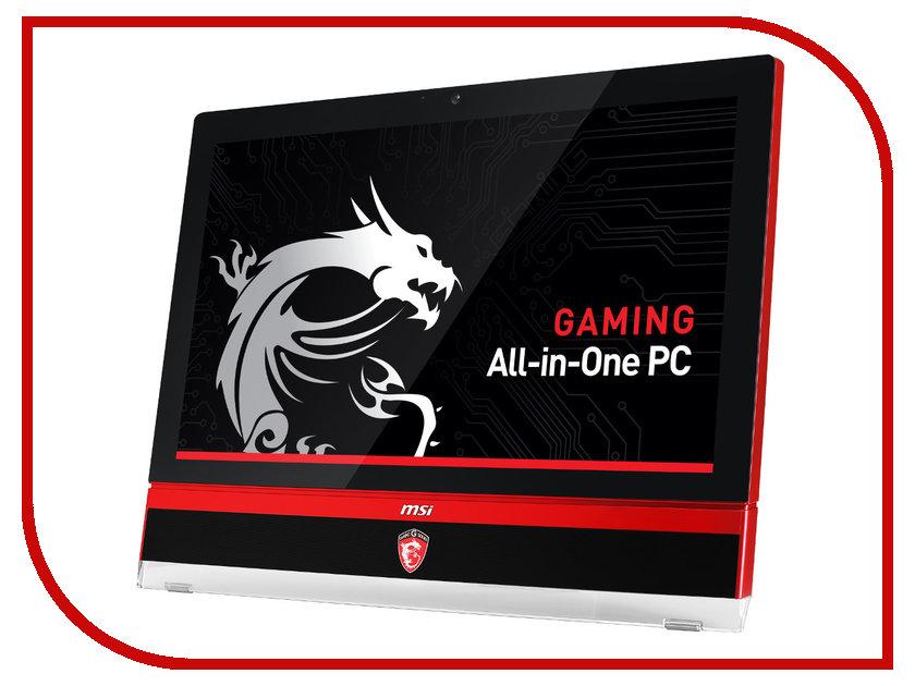 Моноблок MSI AG270 2QE-213RU Black 9S6-AF1811-213 Intel Core i7-4720HQ 2.6 GHz/8192Mb/1000Gb/DVD-RW/nVidia GeForce GTX 970 3072Mb/Wi-Fi/Bluetooth/Cam/27.0/1920x1080/Windows 10 64-bit