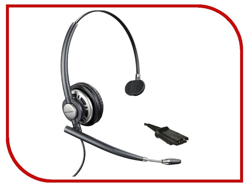 Гарнитура Plantronics EncorePro NC Wideband PL-HW710<br>