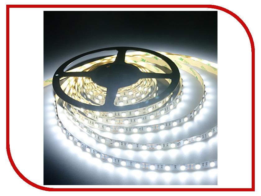 Светодиодная лента Crixled CRS SMD2835-600-W-N-12В 120 LED/m NN 5m White