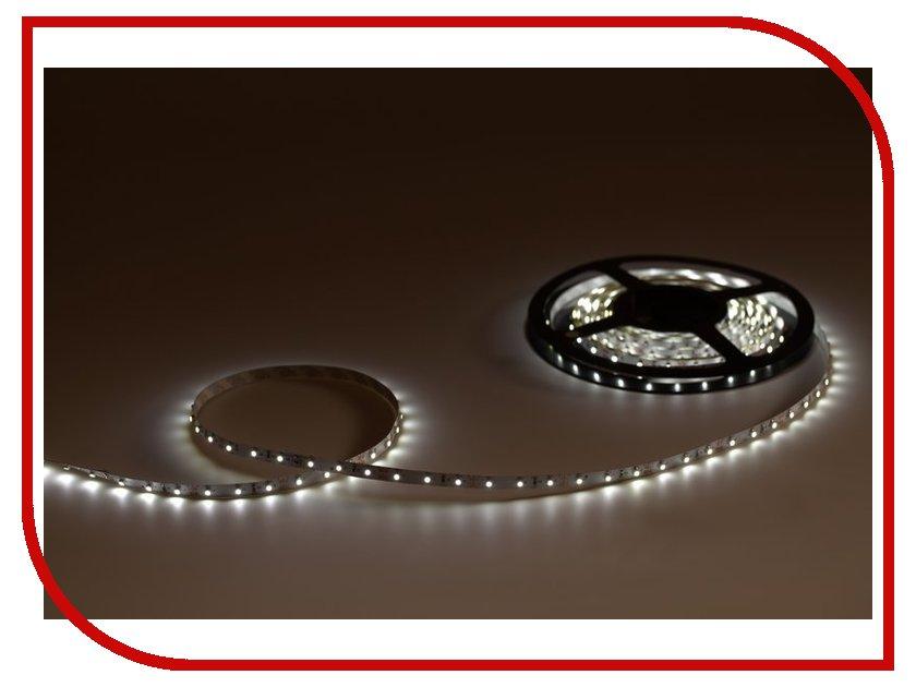 Светодиодная лента Crixled CRS SMD3528-300-W-N-12В 60 LED/m NN 5m White