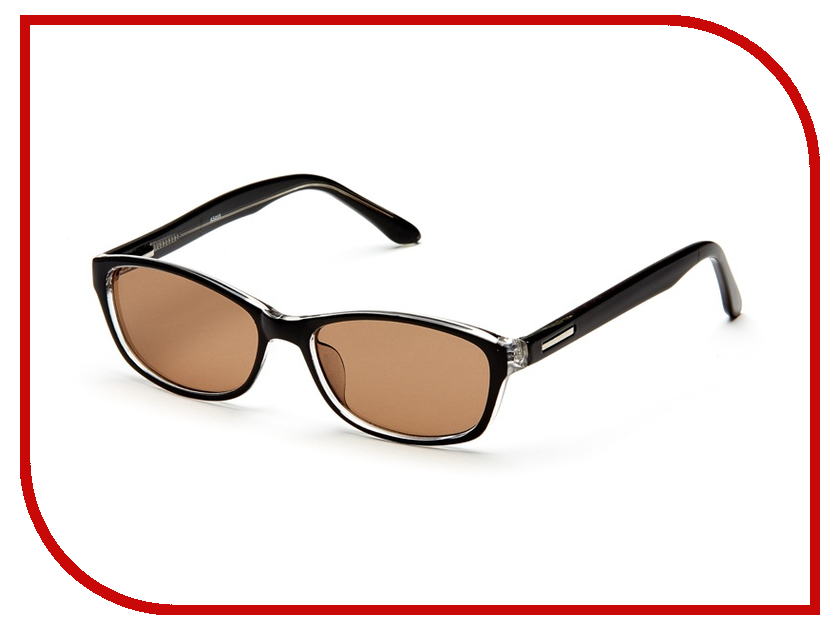 Очки SPG Premium AS055 Black-Transparent<br>