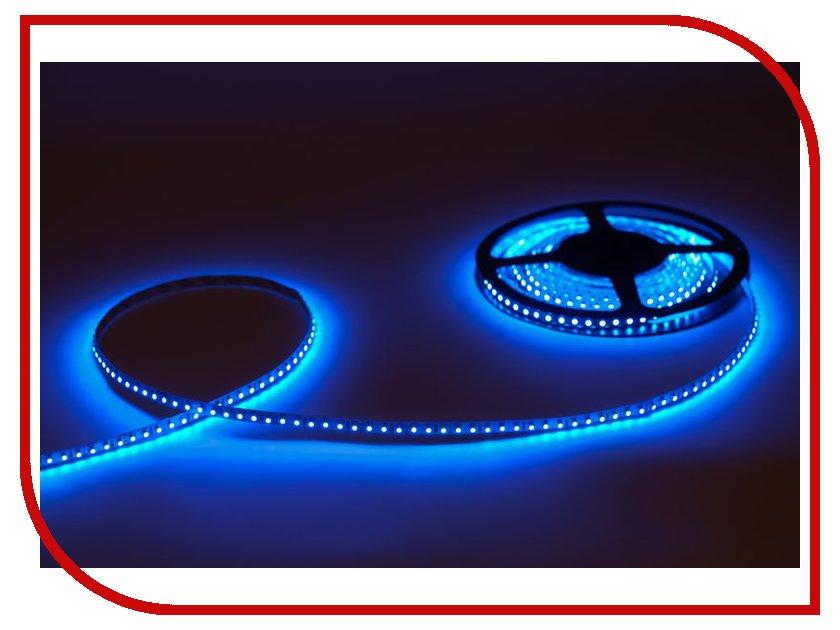 Светодиодная лента Crixled CRS SMD3528-600-B-N-12В 120 LED/m NN 5m Blue<br>