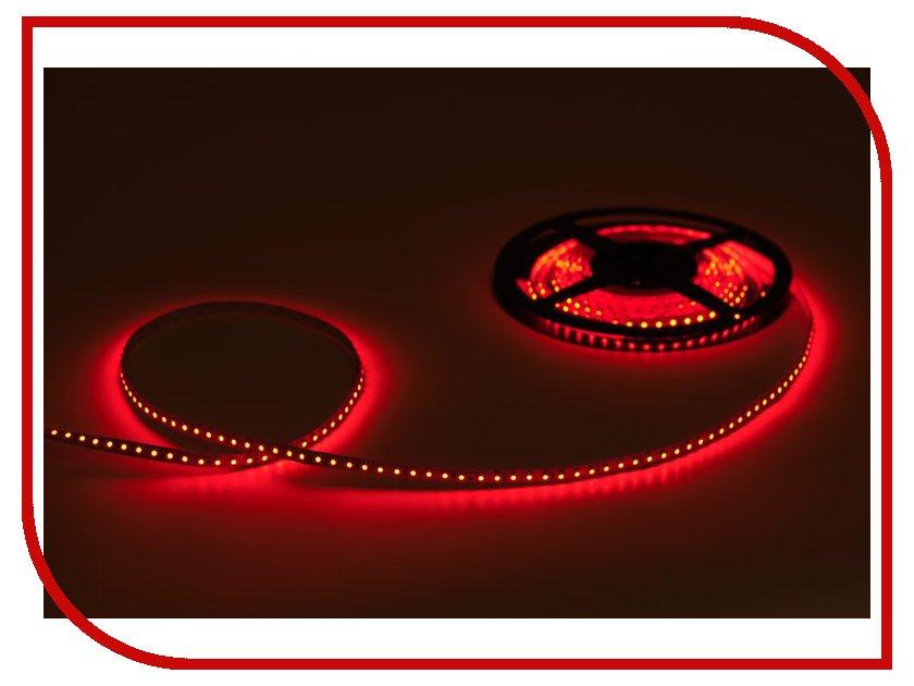 Светодиодная лента Crixled CRS SMD3528-600-R-WR-12В 120 LED/m IP65 NN 5m Red<br>