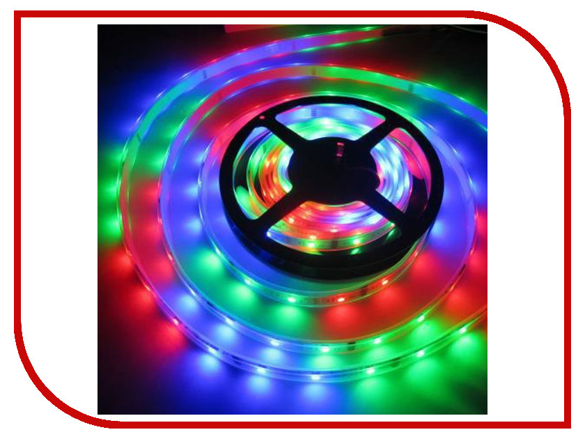 Светодиодная лента Crixled CRS SMD5050-150-RGB-N-12В 30 LED/m NN 5m RGB