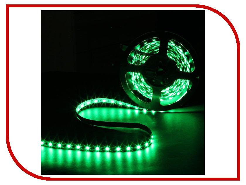 Светодиодная лента Crixled CRS SMD5050-300-G-N-12В 60 LED/m NN 5m Green<br>