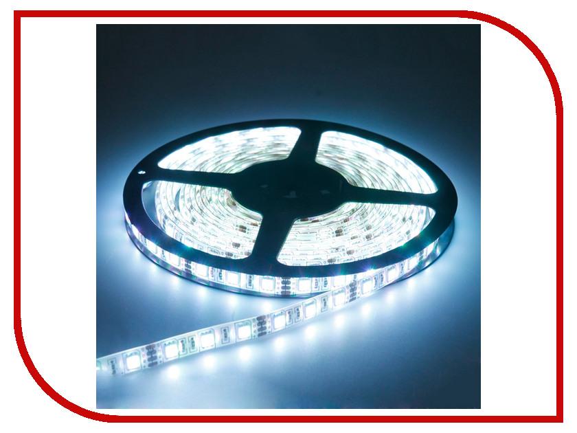 Светодиодная лента Crixled CRS SMD5050-300-W-WR-12В 60 LED/m IP65 NN 5m White<br>