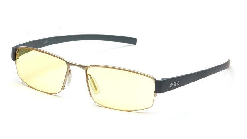 Очки компьютерные SPG Luxury AF092 Silver-Grey