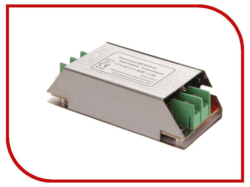 Блок питания Crixled CRP VN15-12 1.25A 15W 12V