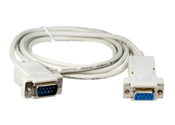Аксессуар Greenconnect Premium COM RS-232 9M/9F 1.8m Grey GCR-DB9CM2F-1.8m