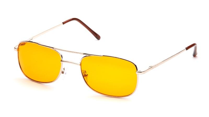 Очки SPG AC002 Антифары Gold