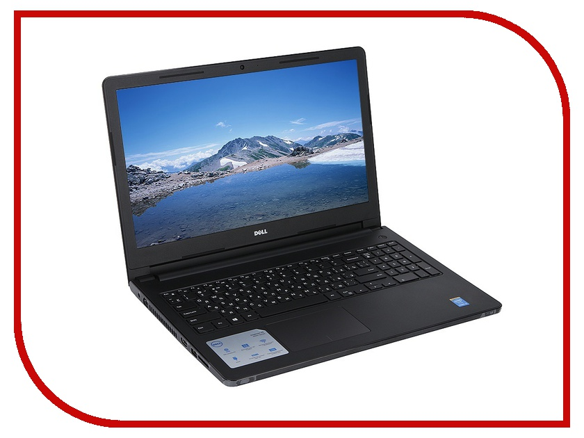 Ноутбук Dell Inspiron 3558 3558-5261 (Intel Core i3-5015U 2.1 GHz/4096Mb/1000Gb/DVD-RW/nVidia GeForce 920M 2048Mb/Wi-Fi/Bluetooth/Cam/15.6/1366x768/Windows 10 64-bit)<br>