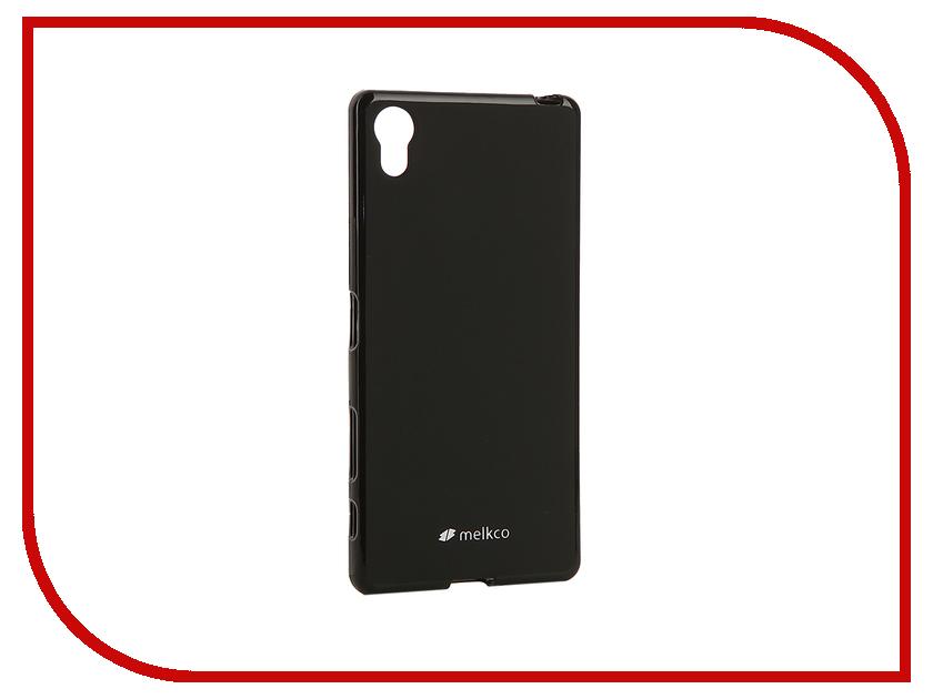 Аксессуар Чехол Sony Xperia X Melkco Black 10201<br>