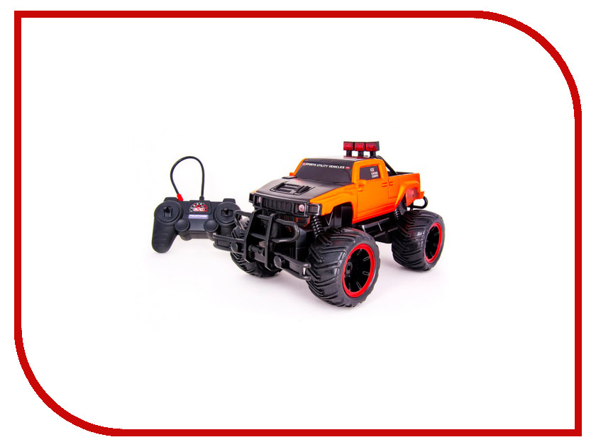 Игрушка Pilotage Off-Road Race Truck 1:16 Orange RC47156
