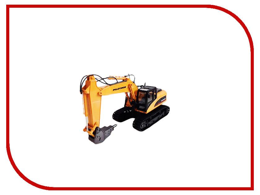 Радиоуправляемая игрушка Pilotage Экскаватор c отбойным молотком RC47810