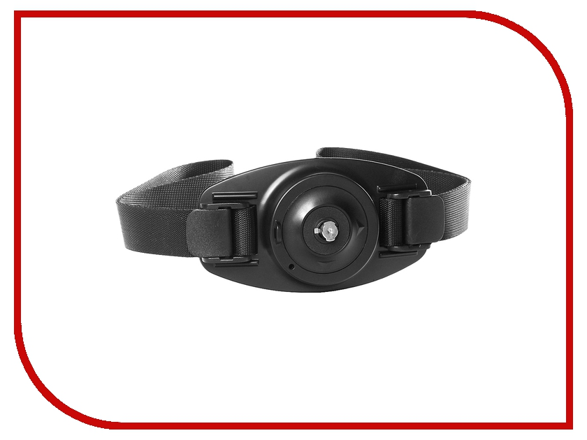Аксессуар 360fly Vented Helmet Strap Mount Black<br>