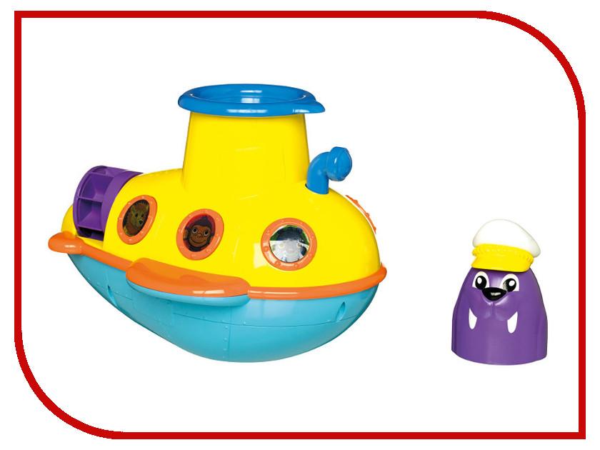 игрушка Tomy Смотровая подводная лодка ТО72222 tomy крейсер космического конвоя miles