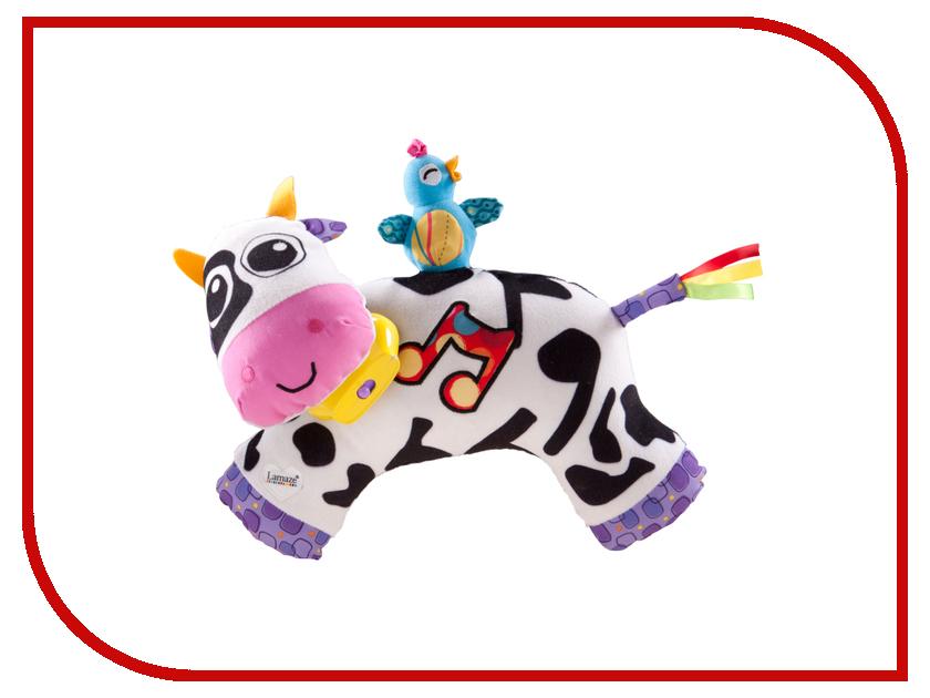 Игрушка Tomy Lamaze Музыкальная Коровка ТО27560 / LC27560 мягкие игрушки tomy музыкальная мягкая игрушка музыкальная коровка