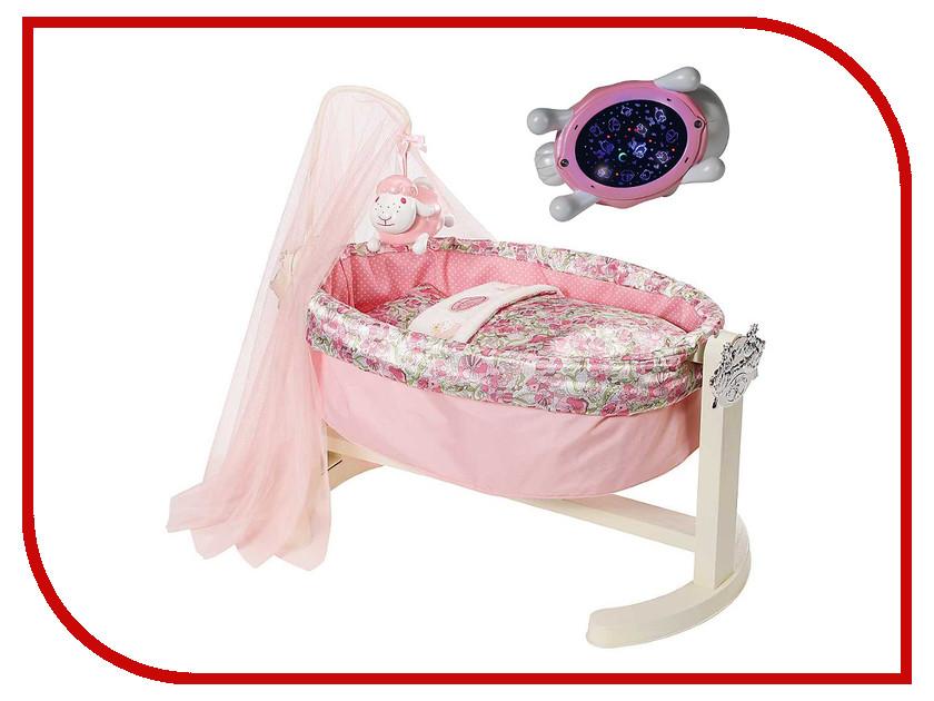 Игрушка Zapf Creation Baby Annabell 792-865 Колыбель с ночником<br>