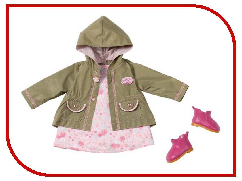 Игра Zapf Creation Baby Annabell Одежда демисезонная 794-616 zapf creation нижнее белье белый baby annabell