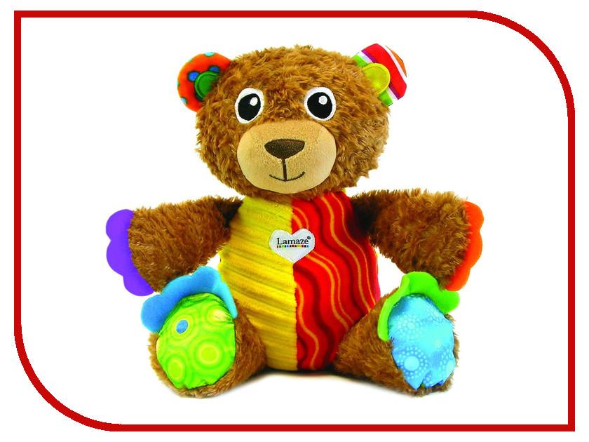 Игрушка Tomy Lamaze Мой Первый Медвежонок ТО27160 / LC27160 tomy lamaze ночник детский сова tomy lamaze