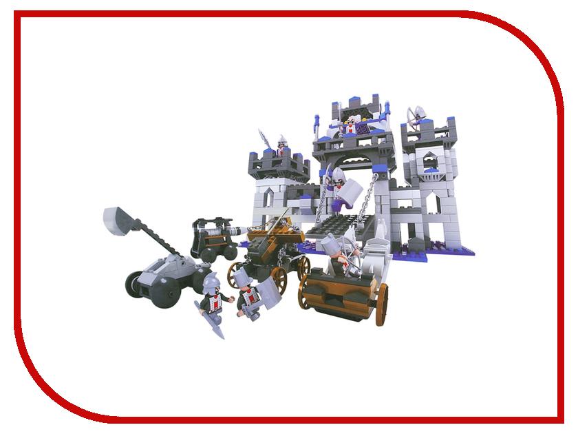 Игрушка Конструктор 1Toy Рыцари, осада замка 624 дет. Т57034<br>