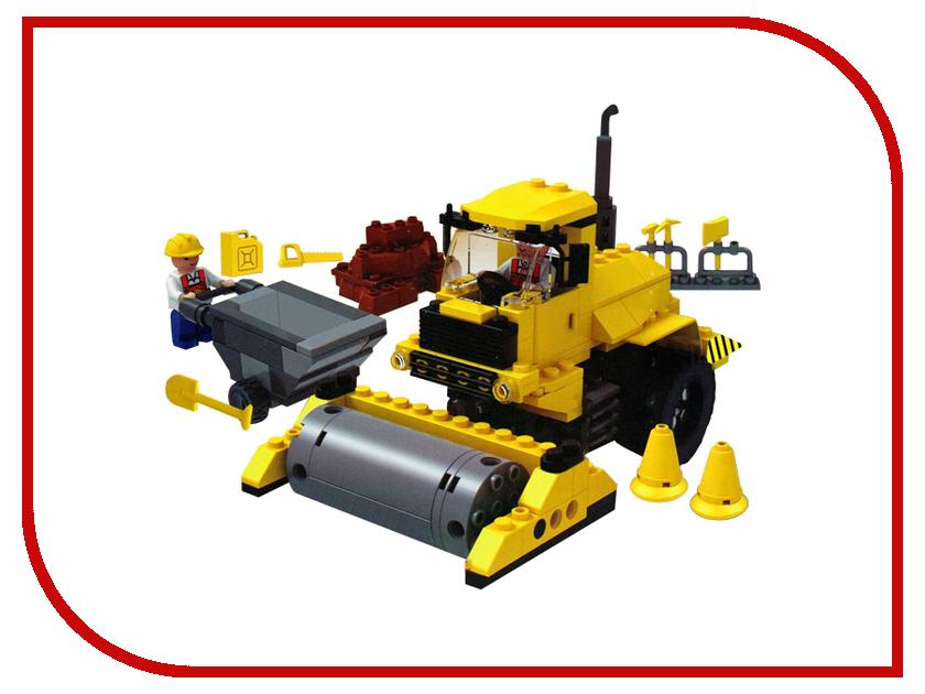 Конструктор 1Toy Строительная техника, бетоноукладчик 160 дет. Т57029 техника