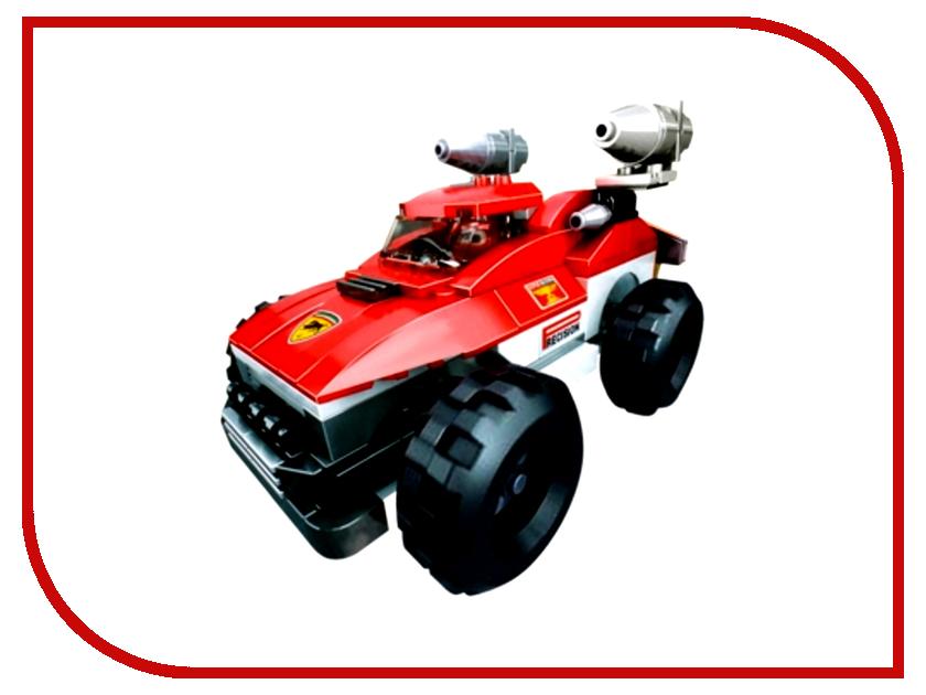 Игрушка Конструктор 1Toy Формула1Toy, гоночный джип с турбинами 160дет. Т57027<br>