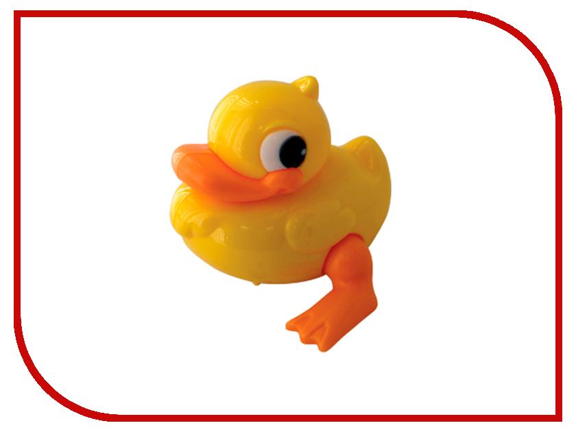 Игрушка 1Toy Буль-Буль Уточка Yellow Т57411