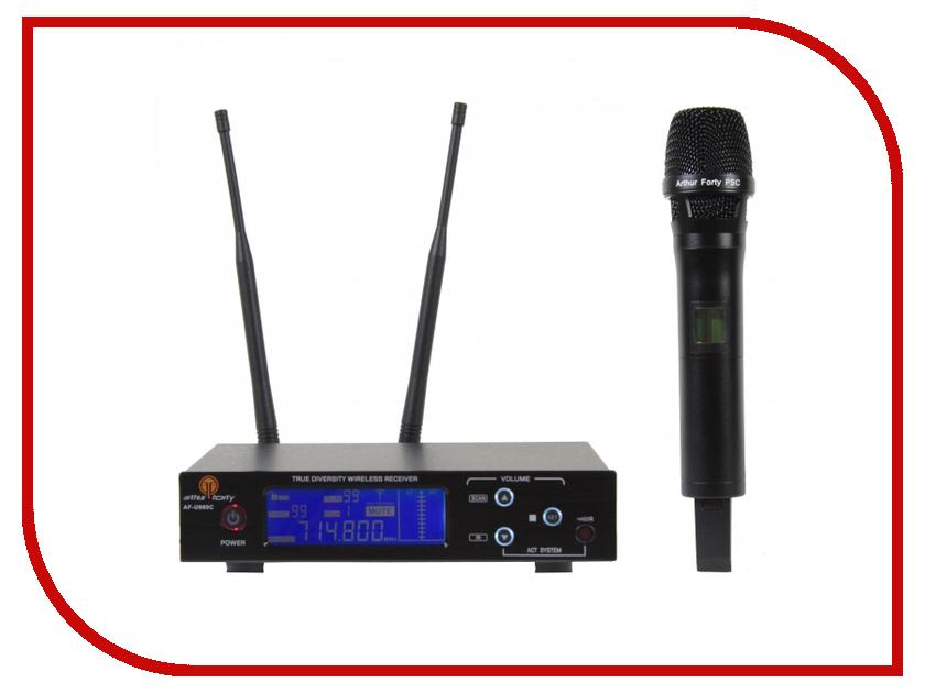 Радиосистема Arthur Forty PSC U-980C радиомикрофон arthur forty psc uhf u 404c
