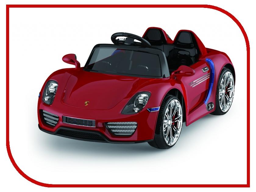 Радиоуправляемая игрушка 1Toy Porsche Red Т58710
