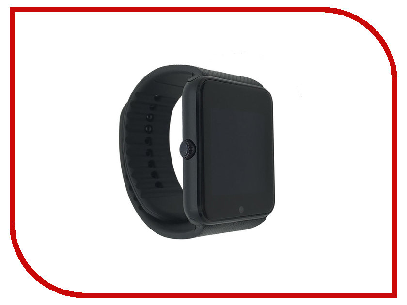 Фото Умные часы Colmi GT08 Bluetooth 3.0 Black RUP003-GT08-1-F