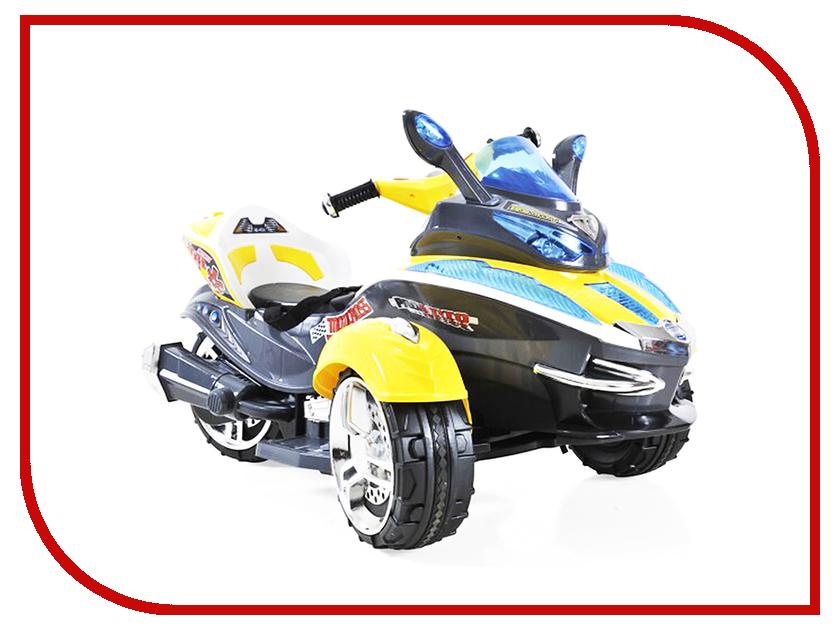 Радиоуправляемая игрушка 1Toy Трицикл Yellow Т58699<br>