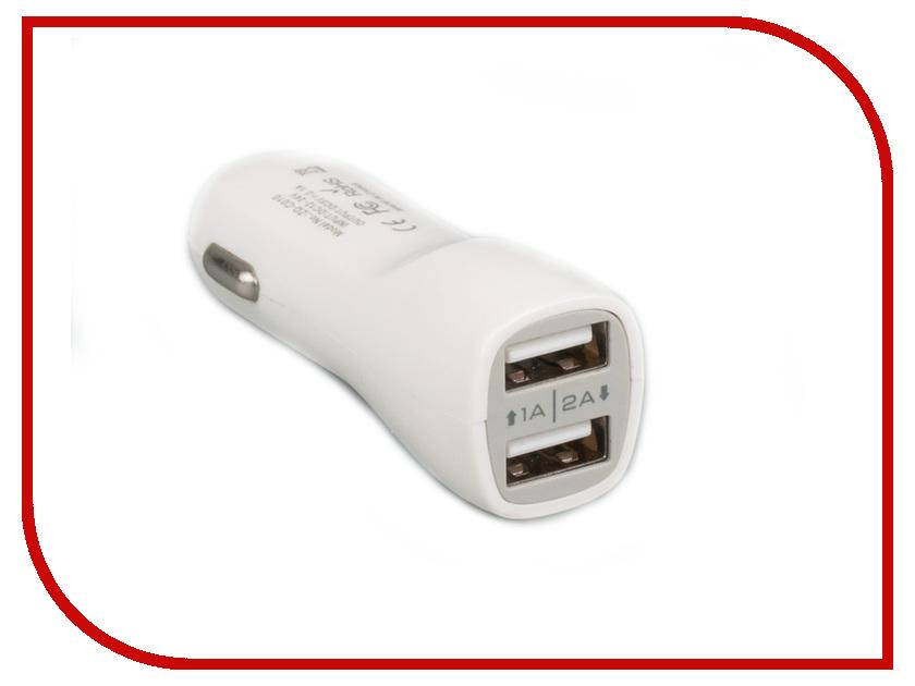 Зарядное устройство Jeneca C003 White<br>
