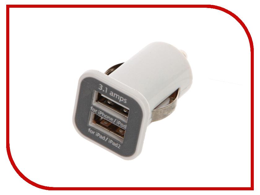 Зарядное устройство Jeneca C020 White<br>