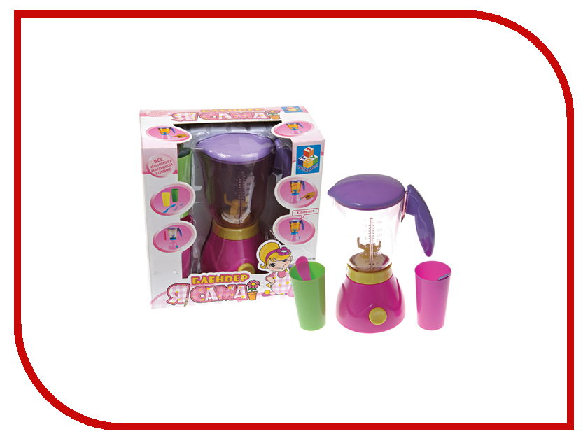 Игра 1Toy Я сама Т50616 игрушечная посуда 1toy игровой чайный сервиз я сама 1toy