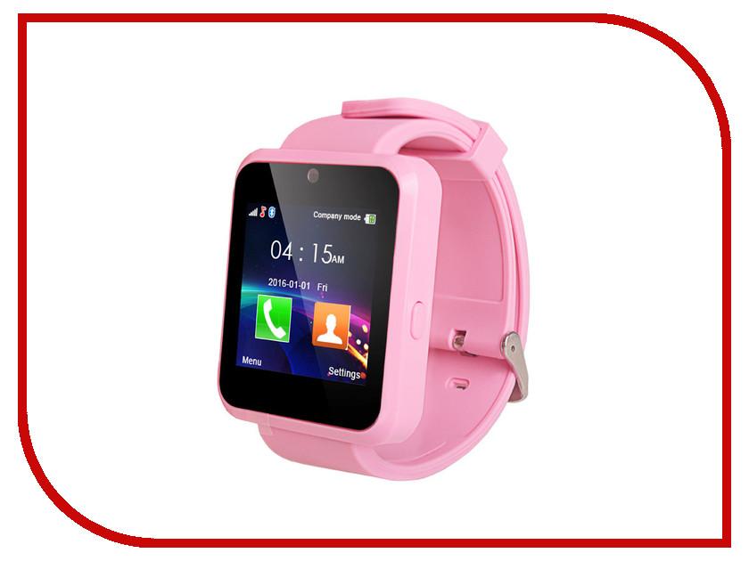 Умные часы Ecdream S6 Pink