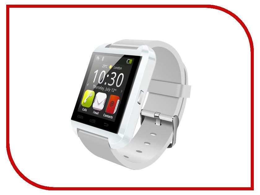 Zakazat.ru: Умные часы Ecdream U8 White