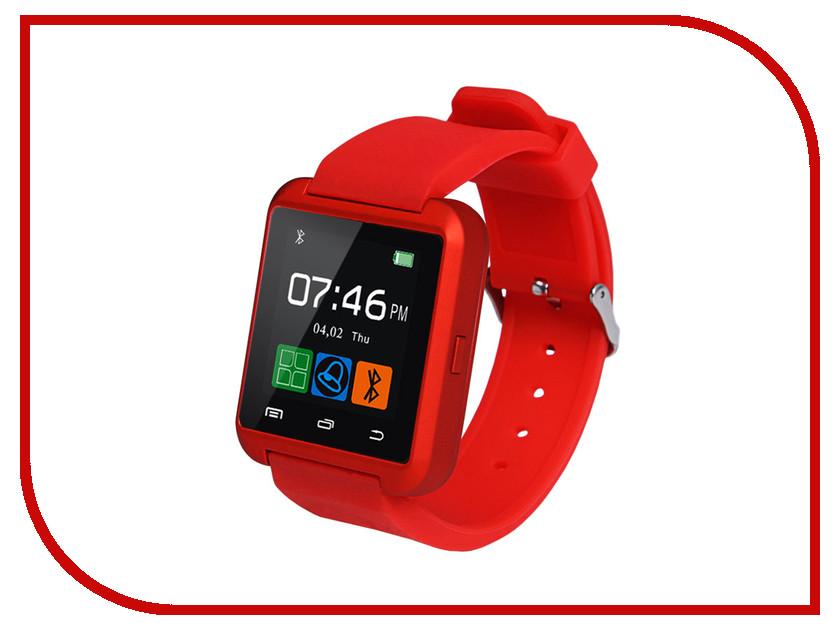 Умные часы Ecdream U8 Red<br>