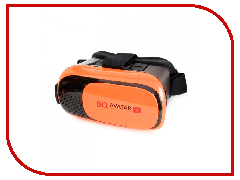Видео-очки BQ BQ-VR 001 Avatar Orange