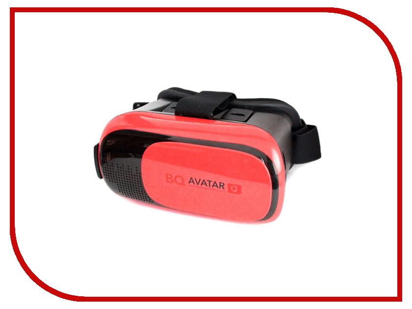 Видео-очки BQ BQ-VR 001 Avatar Red<br>